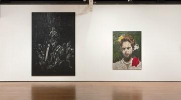 Contemporary art exhibition, Daniel Boyd, Far North at Roslyn Oxley9 Gallery, Sydney