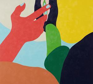 The Principle of Pleasure by Helen Beard contemporary artwork