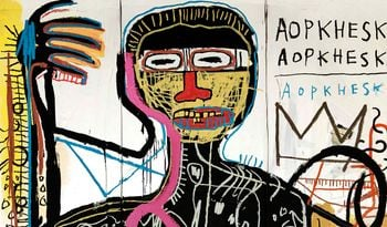 Basquiat and Beeple Lead 2021's Priciest Works at Auction