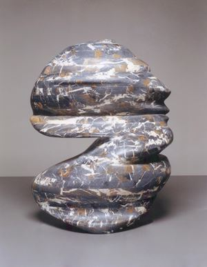 In two minds by Tony Cragg contemporary artwork