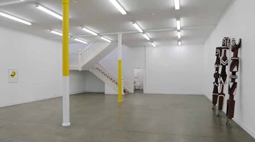 Contemporary art exhibition, Billy Apple & Arnold Wilson, Totem at Starkwhite, Auckland