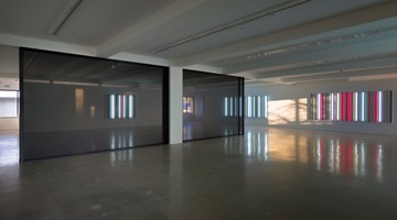 Contemporary art exhibition, Robert Irwin, Robert Irwin at Sprüth Magers, Los Angeles, USA