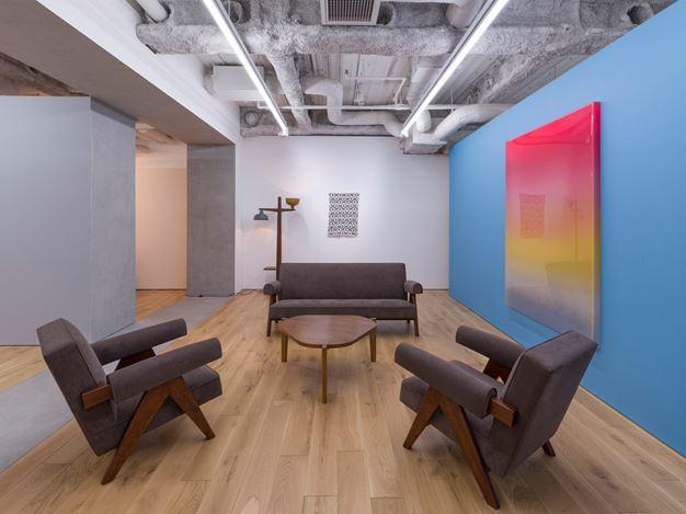 Exhibition view: Group exhibition,gesture, form technique V, TARO NASU, Tokyo (4 September–10 October 2020). Courtesy TARO NASU, Tokyo.