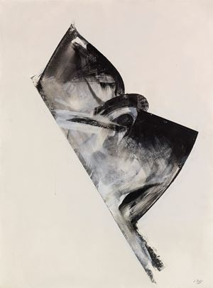 Untitled by Jay Defeo contemporary artwork