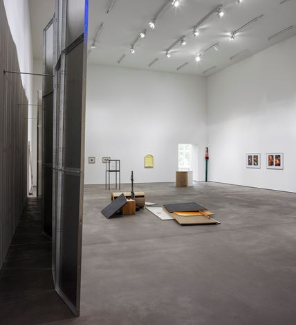 Exhibition view: Group Exhibition, local talent, curated by Thomas Demand, Sprüth Magers, Berlin (4 July–22 August 2020). CourtesySprüth Magers. Photo: Timo Ohler.