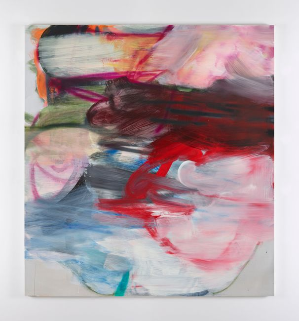 A CUP IN A STORM IN A HOUSE WITH NO FORM by Liliane Tomasko contemporary artwork