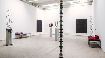 Contemporary art exhibition, Eva Rothschild, Peak Times at The Modern Institute, Aird's Lane, United Kingdom
