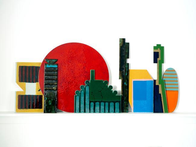 Certain Times XXIV by Lubna Chowdhary contemporary artwork