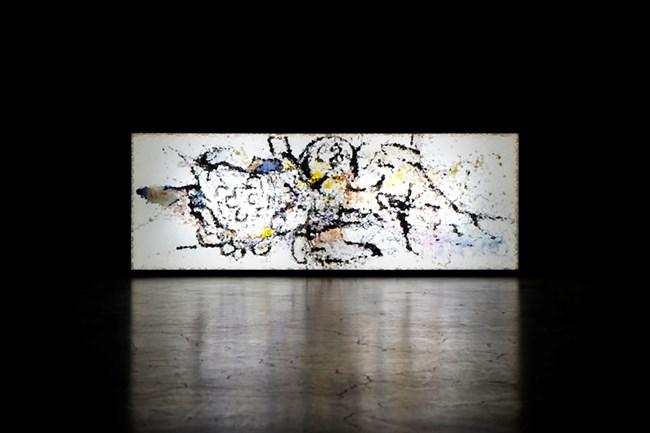 Vitrine by Katsuhiro Yamaguchi contemporary artwork