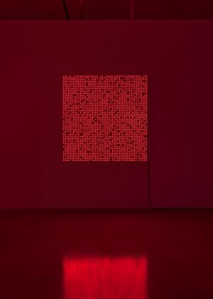 Innumerable Life by Tatsuo Miyajima contemporary artwork