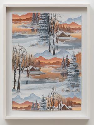 Winter Sun by Neil Raitt contemporary artwork