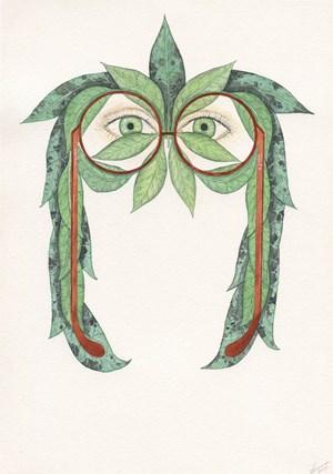 Vivian by Zina Swanson contemporary artwork