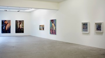 Contemporary art exhibition, Christian Schoeler, Rembrandt as a Boy at Galerie Urs Meile, Lucerne