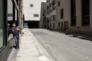 San Francisco, Mission Street by Daniel Lee Postaer contemporary artwork