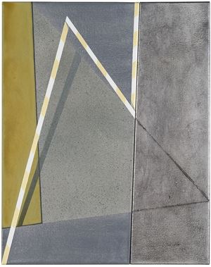 Jelte by Tomma Abts contemporary artwork