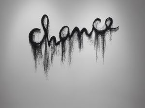 Chance by Annette Messager contemporary artwork
