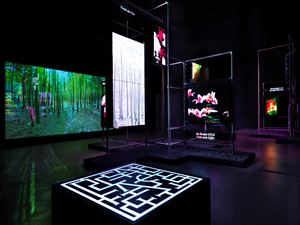 This is the Future by Hito Steyerl contemporary artwork