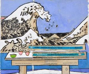 A Few Drinks by Katherine Hattam contemporary artwork