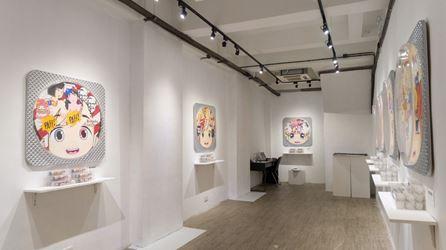Exhibition view: Adeline Caloschi, Consume Me, A2Z Art Gallery, Hong Kong (25 October–14 November 2018). Courtesy A2Z Art Gallery, Hong Kong.