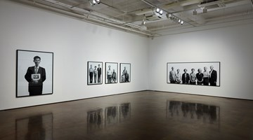 Contemporary art exhibition, BYUN Soonchoel, Eternal Family 나의 가족 at Arario Gallery, Seoul