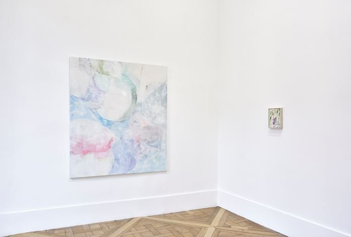 Exhibition view: Heike-Karin Föll, blushing, Campoli Presti, Paris (21 October–28 November 2020). Courtesy the artist and Campoli Presti. Photo: Rebecca Fanuele.