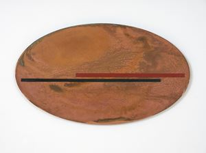 Continent (interior) by Gretchen Albrecht contemporary artwork