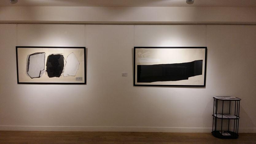 Yang Xiaojian, Fauvist Ink 水墨野獸派, Alisan Fine Arts, Hong Kong (25 November 2019–29 February 2020). Courtesy the artist and Alisan Fine Arts.