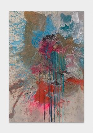 Tances by John M Armleder contemporary artwork