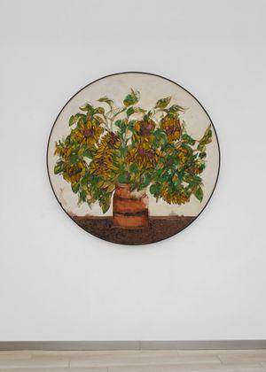 The Bouquet by Ugo Schildge contemporary artwork