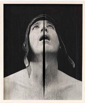 "Ubi Exultem - De la Serie ""Suplicantes"" by Pablo Boneu contemporary artwork"