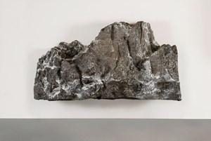 Monte Giallo by Guido Casaretto contemporary artwork