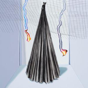 Raindrops by Suyeon Kim contemporary artwork