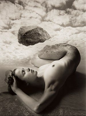 Untitled by Jerry Uelsmann contemporary artwork