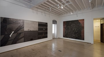 Contemporary art exhibition, Curated by Ranjit Hoskote, DWELLING: Part One at Galerie Mirchandani + Steinruecke, Mumbai