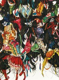 Girls are Complicated 2 by Eri Ōta contemporary artwork works on paper, print