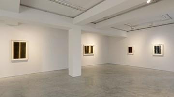 Contemporary art exhibition, Yun Hyong-keun, Oil on Hanji 1973-1989 at PKM Gallery, Seoul