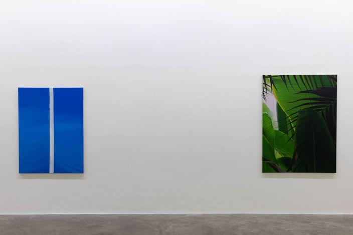 Exhibition view:Marcel Vidal, Stuck on dawn, Kerlin Gallery, Dublin (17 July–26 August 2021). Courtesy Kerlin Gallery.