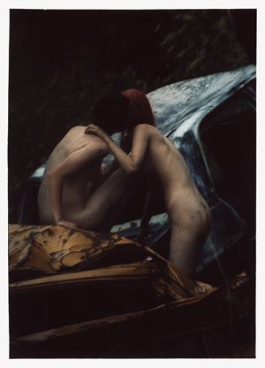 Untitled (4th D SH30 N2A) by Bill Henson contemporary artwork