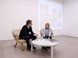 HANS HARTUNG TALK BETWEEN MATTHIEU POIRIER & BARBARA MACADAM