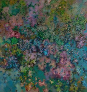 Landscape No. 18 《風景18》 by Cai Jin contemporary artwork