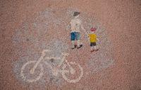 Bicycle by Honggoo Kang contemporary artwork photography
