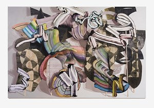 Platform Melt by Gregory Hodge contemporary artwork