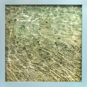 Coral Beach by Erica van Zon contemporary artwork
