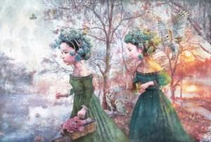 Picnic by Suh Seung-Eun contemporary artwork