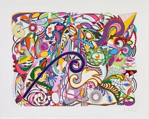 Ria Formosa by Joana Vasconcelos contemporary artwork