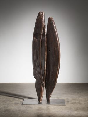 Brother & Sister by Louise Bourgeois contemporary artwork