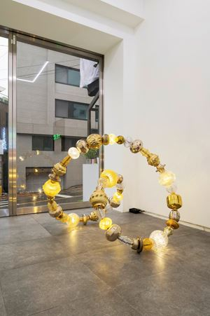 연금술: 인피니티 Alchemy: Infinity by Choi Jeong Hwa contemporary artwork