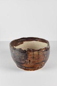 Untitled Large Planter 13 by Rashid Johnson contemporary artwork ceramics