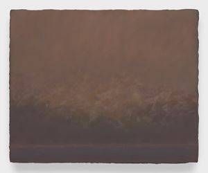 Untitled (from the Deserto-Modelo series) by Lucas Arruda contemporary artwork