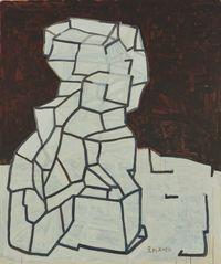 Invisible Box by Wang Chuan contemporary artwork painting